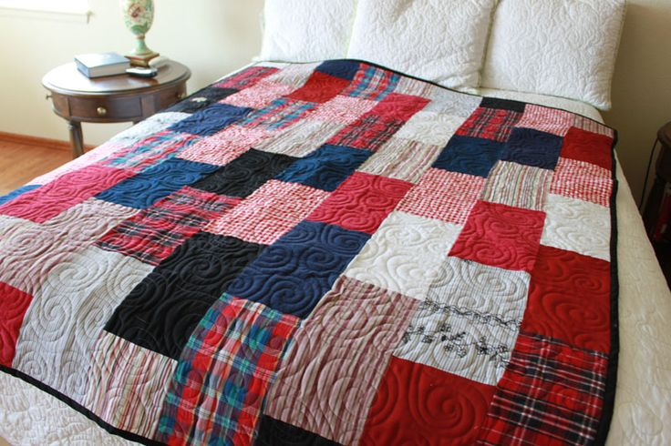 62 Best Memory Quilt Ideas Images On Pinterest