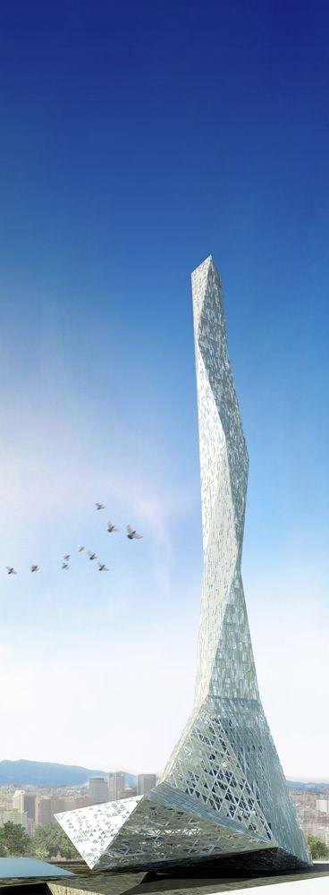 Taiwan Tower Proposal