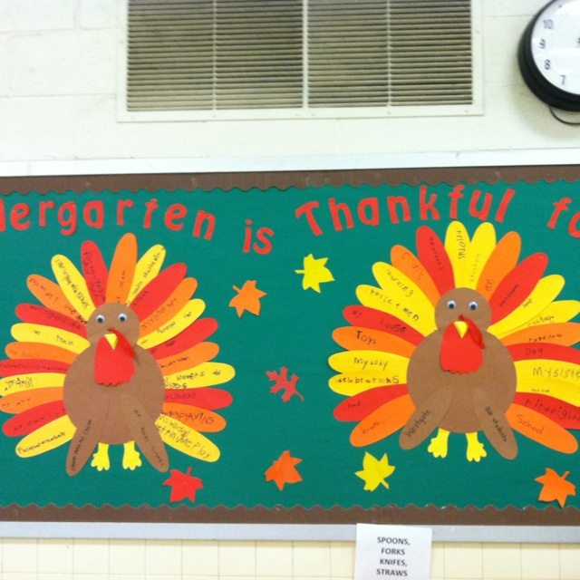 Classroom door decorations for thanksgiving - 25 Best Images About Bulletin Board Ideas On Pinterest