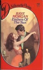 USED (GD) Embers of the Sun (Silhouette Desire #52) by Raye Morgan