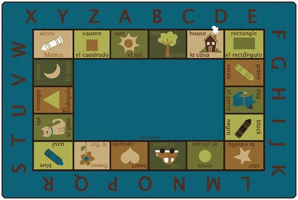 Earth Tone Classroom Rugs A Collection Of Kids And