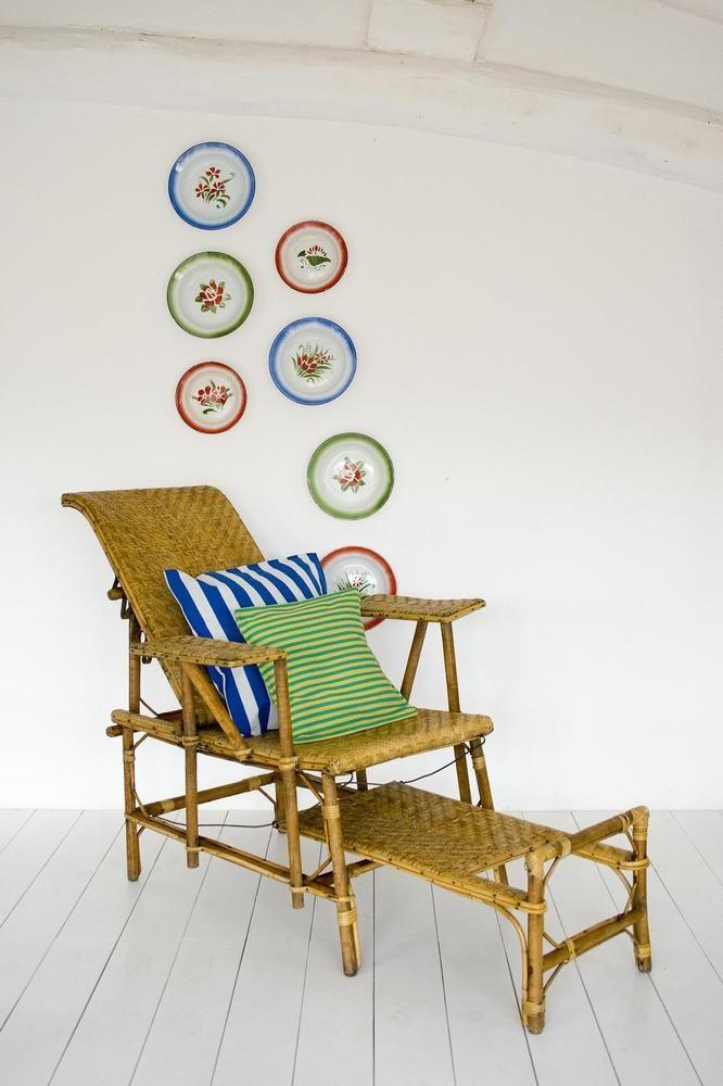 M s de 1000 ideas sobre sillas de mimbre en pinterest - Muebles de mimbre en madrid ...