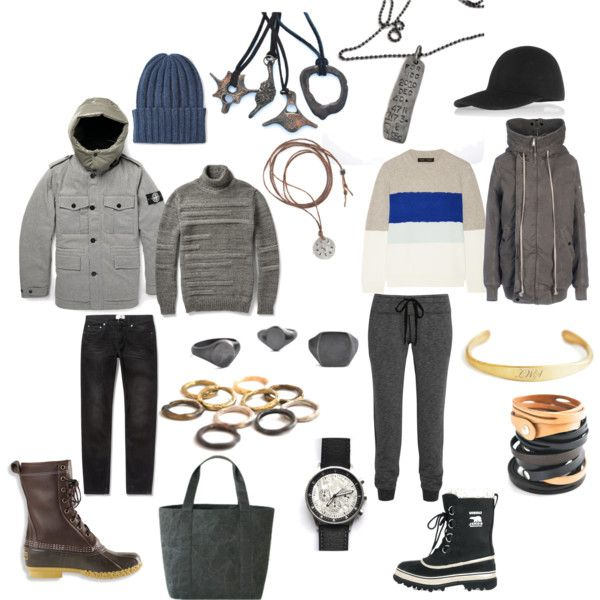 """LOST WAX NYC 12.9.14 UNISEX LOOK"" by tttnyc on Polyvore"