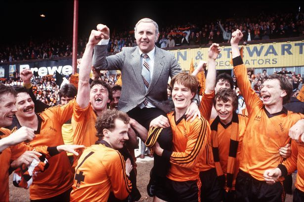 Dundee United - Total football 1982-83