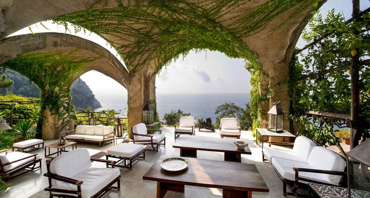 Home of the Week: Villa Luisa, Amalfi Coast, Italy | Sharp Magazine