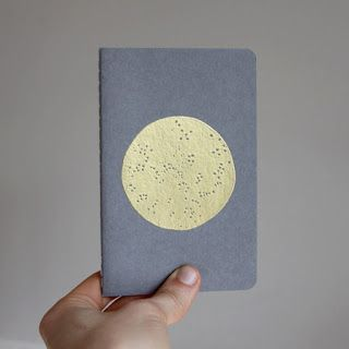 Constellation Notebook by Native Bear
