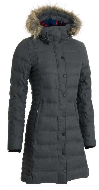 Wintershell Ladies´ Coat Grey