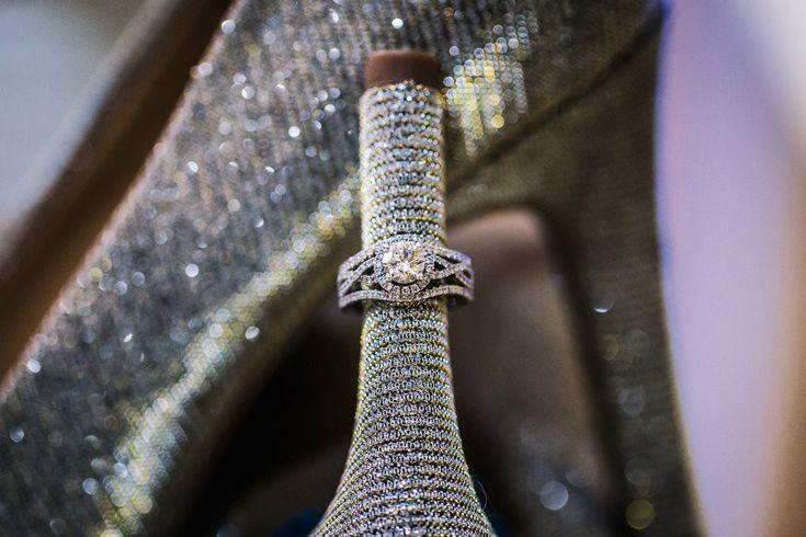 Wedding ring  by JMGant Photography.