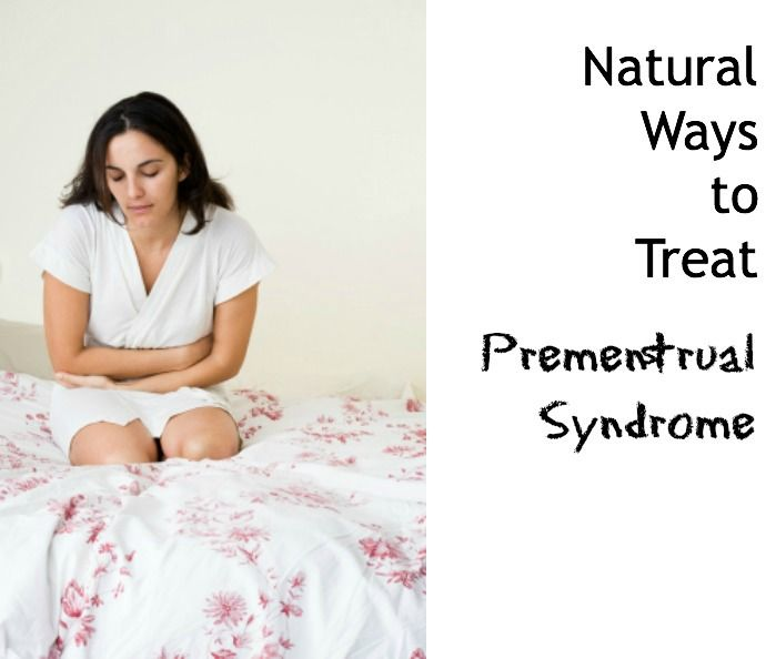 Natural Remedies For Premenstrual Syndrome