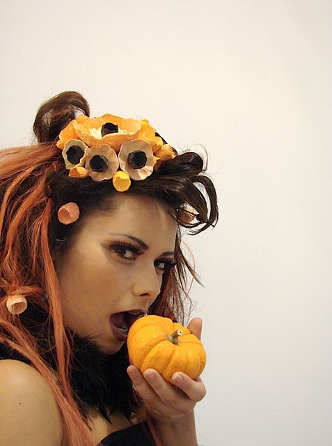 Halloween party decoration, hair accessories, gioielli Halloween paper accessories   Flickr – Condivisione di foto!