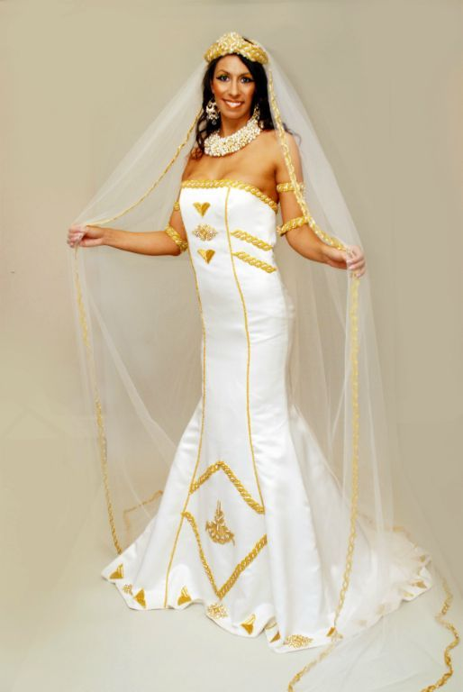 17 Beautiful African Wedding Dresses Traditional Egypt And Curvy Bodies