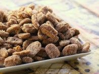Make these sugar coated pecans for holiday gatherings with this recipe from HGTV Gardens
