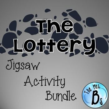 Literary analysis essay on the lottery