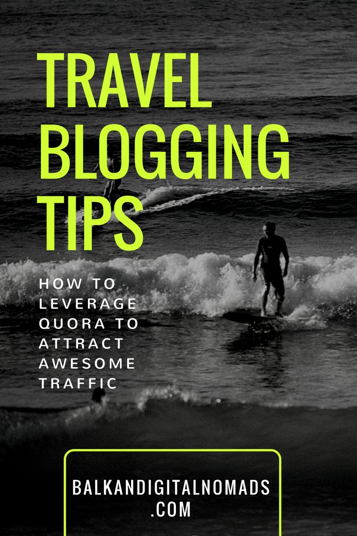 How to use Quora marketing to drive a huge traffic to your travel blog?