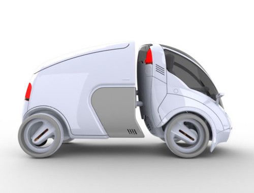 Transmitter, Future Vehicle, Vincent Chan, modular vehicle, future urban vehicle, Intelligent Community Vehicle System, Futuristic Vehicle, future car, futuristic transportation