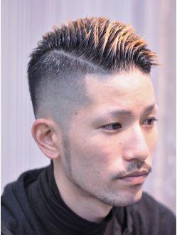 ガズル ハラジュク(GUZZLE HARAJUKU)短髪刈り上げベリーショート