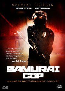 Amazon.com: Samurai Cop (Special Edition): Robert Z'Dar, Matt Hannon, Gerald Okamura, Jannis Farley, Mark Frazer, Melisa Moore, Cameron, Ami...