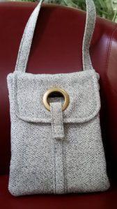Multi-purpose Tech or Tablet Bag Pattern - POTM - So Sew Easy