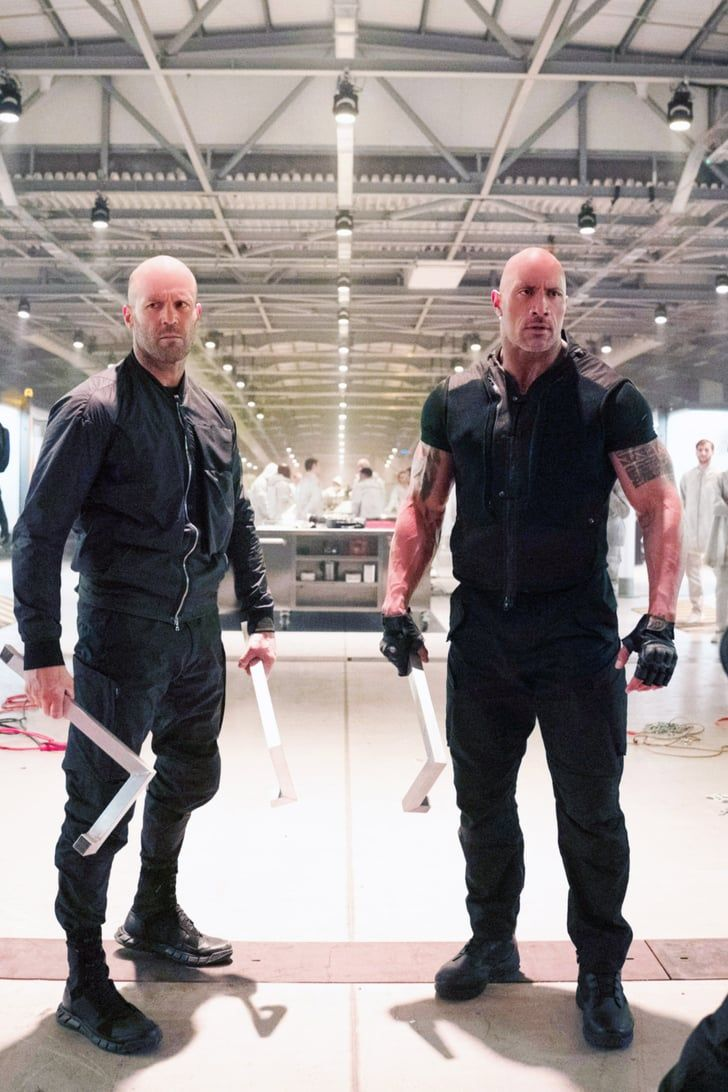 How Dwayne Johnson Jason Statham And Vin Diesel Ensure No One