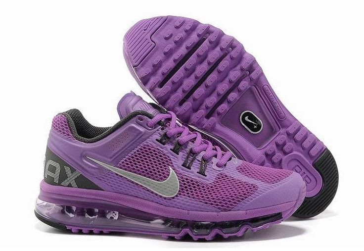 Nike Air MAX 2013 - Women's shoes Nike Air MAX 2013 - Women's sports shoes are designed for comfort and style. This neutral athletic shoe