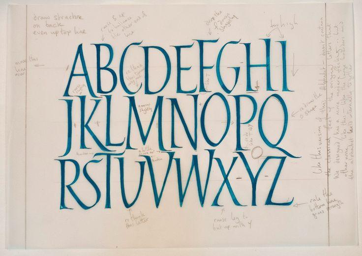 Plumtreeletteringarts caligrafia tipografia