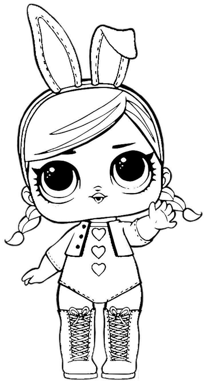 Lol Dolls Coloring Pages To Print Coloring Pages For Kids Coloring Pages Printable Colo Cartoon Coloring Pages Unicorn Coloring Pages Animal Coloring Pages