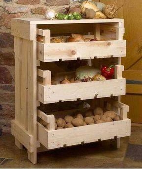 Ideas económicas para organizar la cocina