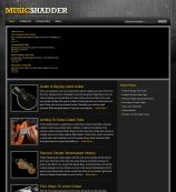 MusicShadder.com - Website for Sale on Flippa: PR4 Music Site, Premium Old Domain - Automated Ready - CHEAP BIN!