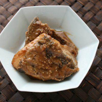 イサキのごまみそ煮 by まゆみさん   レシピブログ - 料理ブログの ...