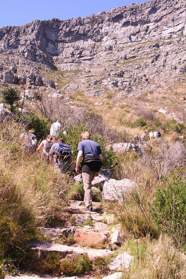 Climb Table Mountain! Peaks of Africa: tours to pique your interest – Cape Town Tourism #CapeTown #SouthAfrica