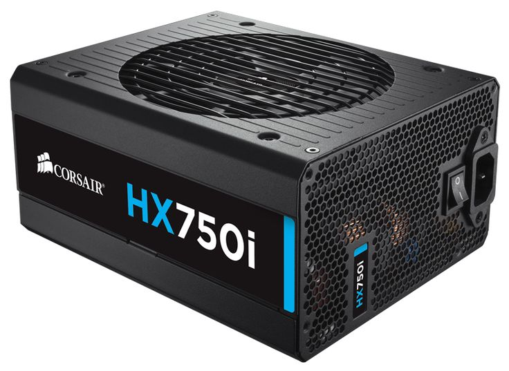 HXi Series power supplies give you extremely tight voltage control, virtually silent operation, and a fully modular cable set. They're a great choice for high performance PCs where reliability is essential.