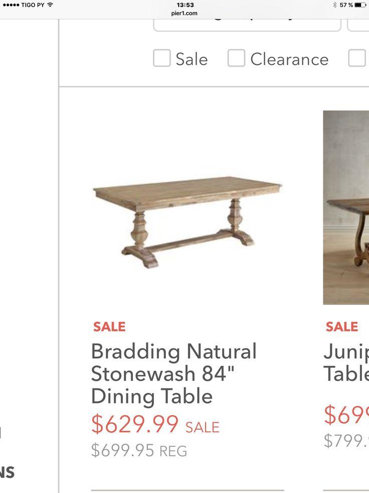 Mesa de comedor para combinar con sillas blancas