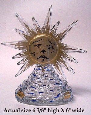 Флакон духов «Король-солнце» от Эльзы Скиапарелли