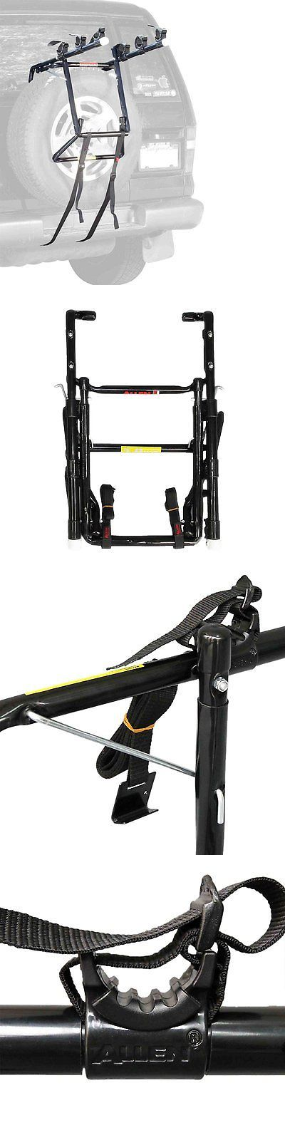 Other Bicycle Accessories 158998: Allen Deluxe 3 Bike Spare Tire Mount Rack New Car Bicycle Carrier Suv Jeep Bikes -> BUY IT NOW ONLY: $86.95 on eBay!
