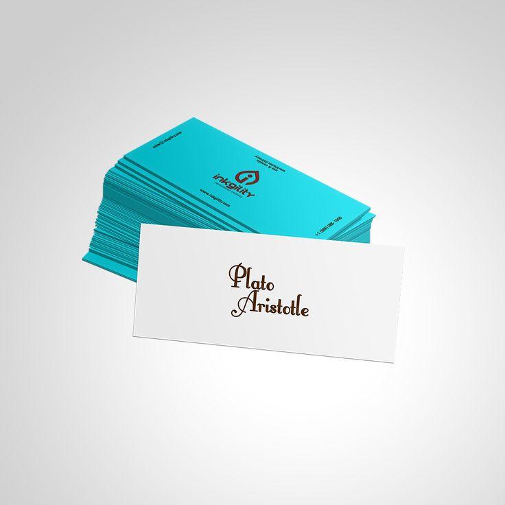 11 best Mini (Slim Cut) Business Cards (Elite Collection) images ...