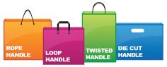 Printed Carrier Bags | Promotional Plastic, Paper & Packaging Bags | Wholesale Carrier Bags Supplier Midlands, UK
