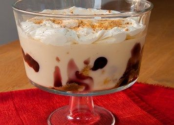 Trifle with an Italian twist recipe | Baking & Desserts