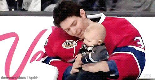 January 28, 2017: Papa Price and Baby Price