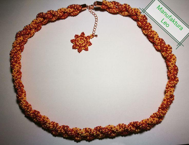 Necklace Merida by  Manufaktura Leo