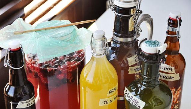 Tajemství medového fermentování :-)