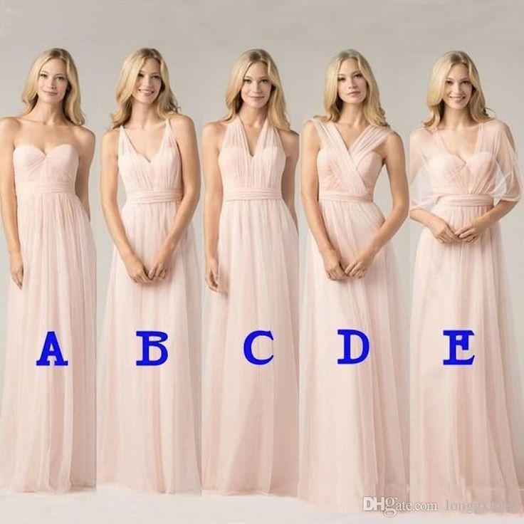 17 Best Ideas About Cream Bridesmaid Dresses On Pinterest