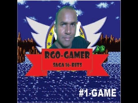 # 16-bits a Saga - Sonic Mega Drive (+playlist)
