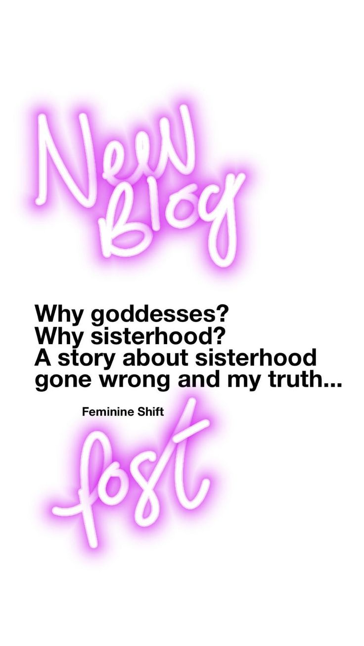 http://thefeminineshift.ca/goddesses-and-sisterhood-my-truth-and-the-power-of-stories/