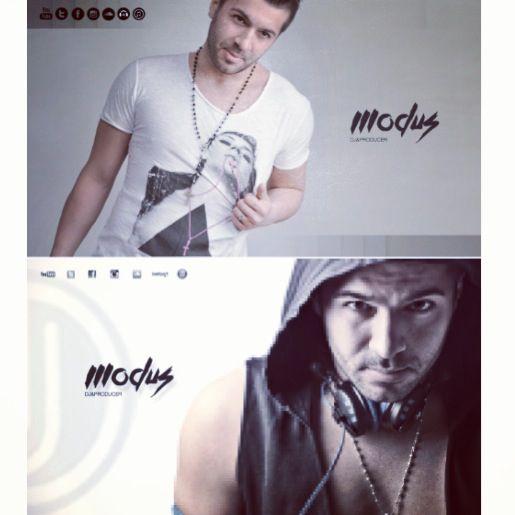 New site modusdj.com