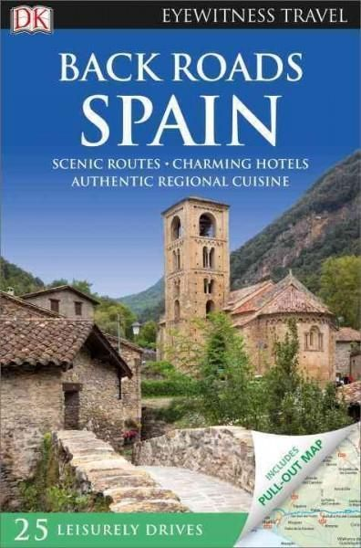 DK Eyewitness Back Roads Spain driving vacation guide will take you via scenic routes to discover charming villages, local restaurants, and intimate places to stay. Twenty-five themed drives, each las