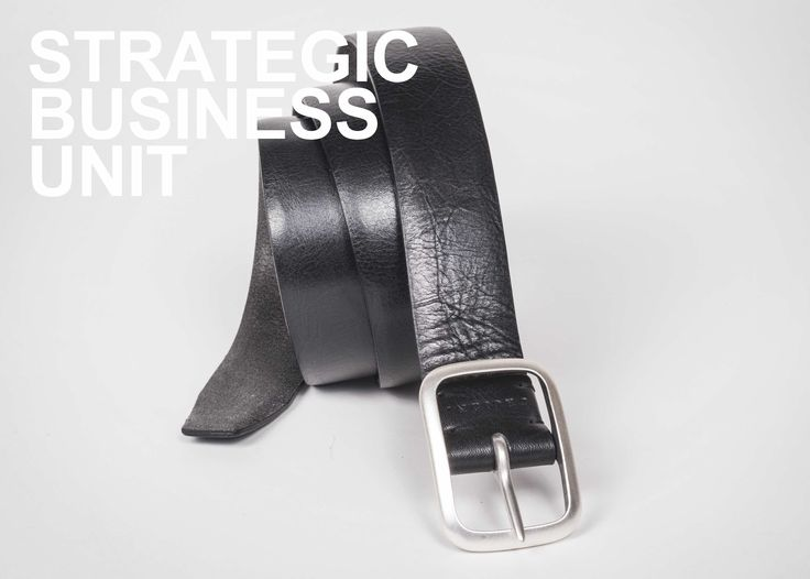 SBU calf-hide leather belt. made in italy.