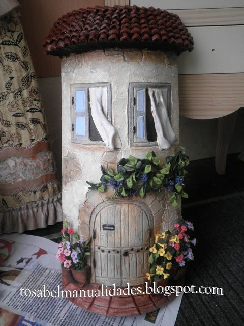 Rosabel manualidades: octubre 2011