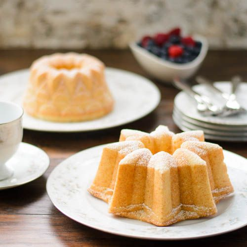 Can Angel Food Cake Be Baked In Small Loaf Pans