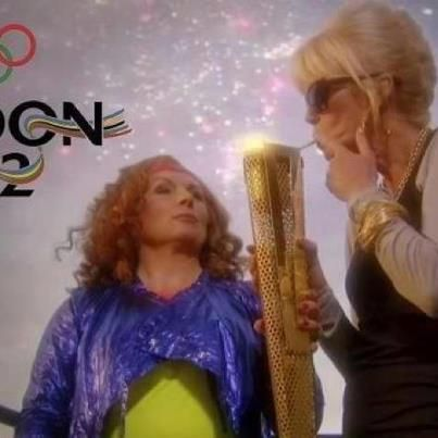 Absolutely fabulous, sweetie darling!The Women, Absolute Fabulous, Go Girls, Funny Pics, Ab Fab, Funny Pictures, Summer Games, The Games, Abfab