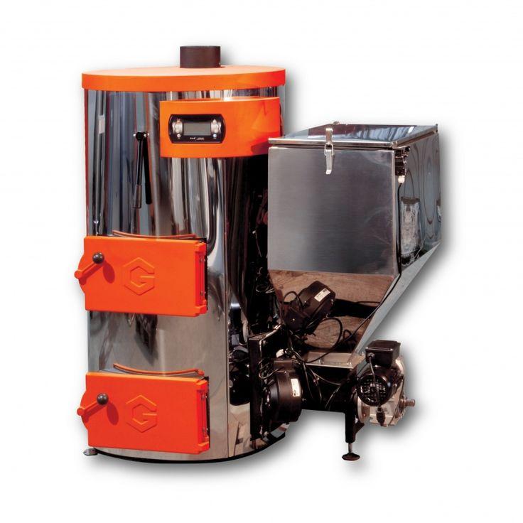 EG DUO MULTI  http://ekogren.pl/produkt/14/eg-duo-multi  Kotły EG-DUO MULTI przeznaczone są do spalania wielu paliw dostępnych na rynku o uziarnieniu do 35mm. To ekologiczne urządzenia grzewcze, w których emisja spalin jest dużo niższa od dopuszczalnych norm. Kotły wykonane są zgodnie z wymogami Dyrektywy Ciśnieniowej co potwierdzone jest certyfikatem.